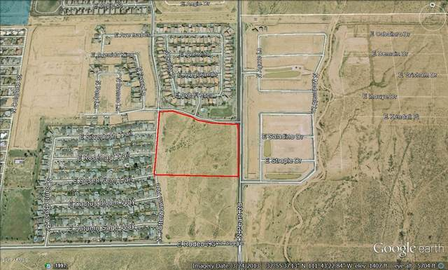 2479 N Peart Road, Casa Grande, AZ 85122 (MLS #6177228) :: Nate Martinez Team