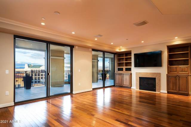 7181 E Camelback Road #702, Scottsdale, AZ 85251 (MLS #6177268) :: Maison DeBlanc Real Estate