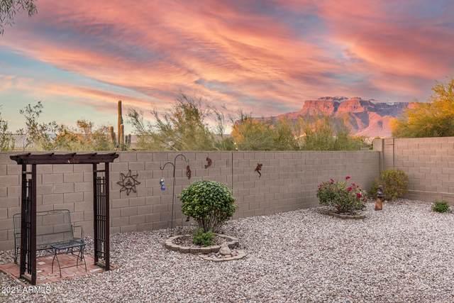 8000 E Dalea Way, Gold Canyon, AZ 85118 (MLS #6177304) :: Dave Fernandez Team | HomeSmart
