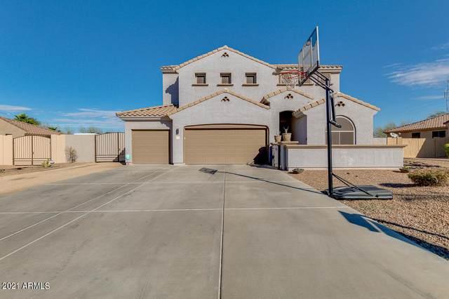 11120 E Quarry Avenue, Mesa, AZ 85212 (MLS #6177331) :: Homehelper Consultants