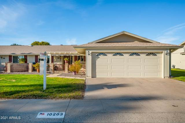 10203 W Prairie Hills Circle, Sun City, AZ 85351 (MLS #6177339) :: The Riddle Group