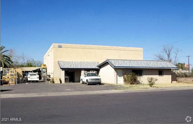 530 W 2ND Avenue, Mesa, AZ 85210 (MLS #6177357) :: Service First Realty