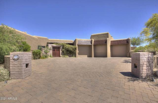 39727 N 106TH Place #111, Scottsdale, AZ 85262 (MLS #6177420) :: The Helping Hands Team