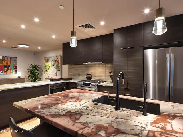 2300 E Campbell Avenue #208, Phoenix, AZ 85016 (MLS #6177421) :: Maison DeBlanc Real Estate