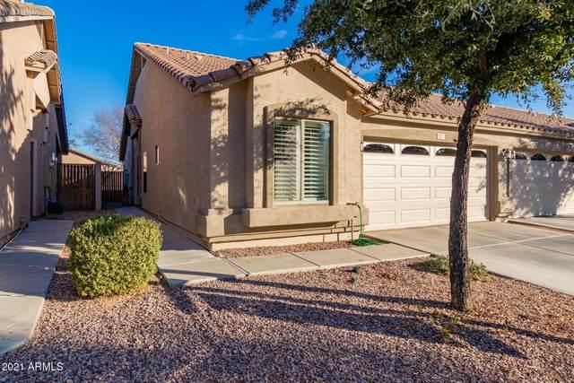16620 S 48TH Street #20, Phoenix, AZ 85048 (MLS #6177430) :: Conway Real Estate