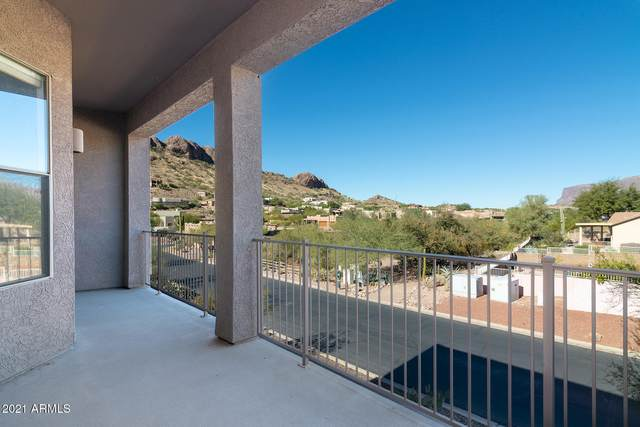 10124 E Dinosaur Ridge Road, Gold Canyon, AZ 85118 (MLS #6177459) :: Balboa Realty