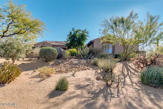 5707 E Blue Sky Drive, Scottsdale, AZ 85266 (MLS #6177517) :: The C4 Group