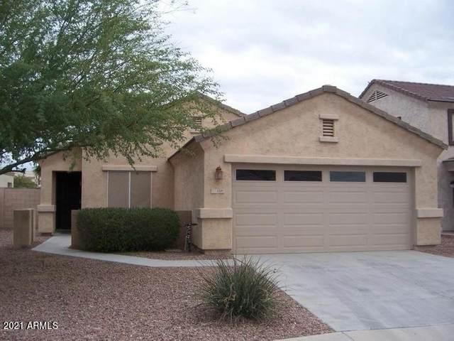 1549 S 219TH Drive, Buckeye, AZ 85326 (MLS #6177530) :: Arizona Home Group