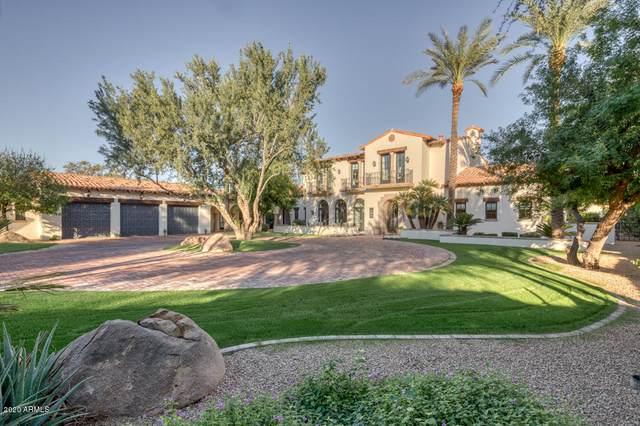 8389 N 58TH Place, Paradise Valley, AZ 85253 (MLS #6177544) :: Yost Realty Group at RE/MAX Casa Grande