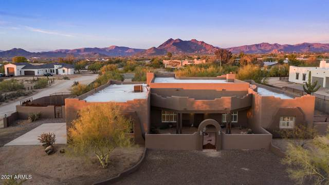 31107 N 64TH Street, Cave Creek, AZ 85331 (MLS #6177586) :: The Newman Team