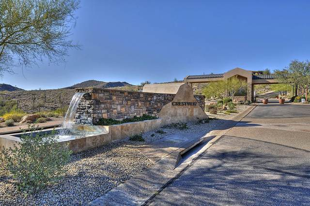 10625 N Crestview Drive, Fountain Hills, AZ 85268 (MLS #6177634) :: The Helping Hands Team