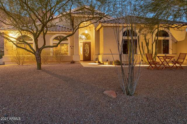 6036 E Greasewood Street, Apache Junction, AZ 85119 (MLS #6177636) :: Conway Real Estate