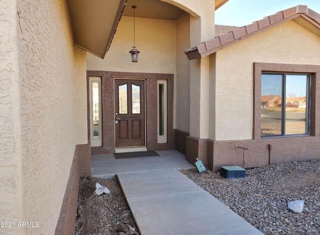 8391 W Encanto Lane, Arizona City, AZ 85123 (MLS #6177658) :: The Daniel Montez Real Estate Group