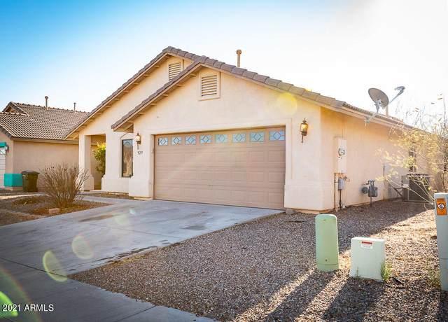 929 Montrose Avenue, Sierra Vista, AZ 85635 (MLS #6177707) :: The Carin Nguyen Team