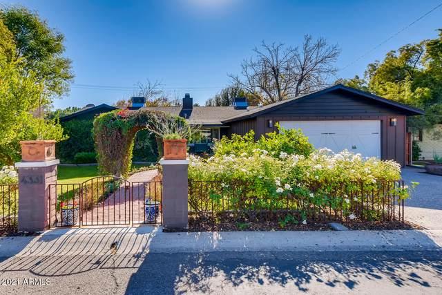 4331 E Avalon Drive, Phoenix, AZ 85018 (MLS #6177711) :: BVO Luxury Group
