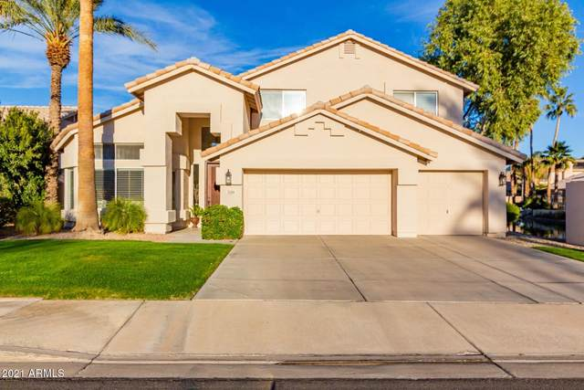 3349 S Pleasant Place, Chandler, AZ 85248 (MLS #6177723) :: My Home Group