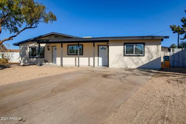 2515 N 52ND Drive, Phoenix, AZ 85035 (MLS #6177734) :: Long Realty West Valley