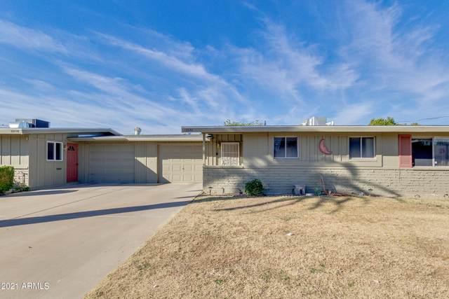12230 N 103RD Avenue, Sun City, AZ 85351 (MLS #6177739) :: Conway Real Estate