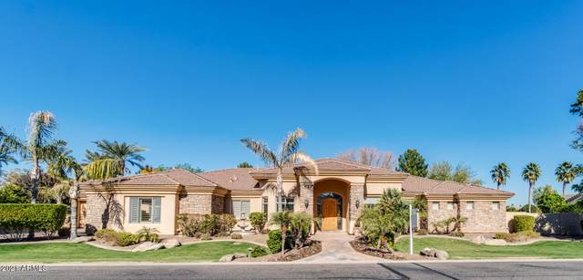 1758 E Carver Road, Tempe, AZ 85284 (MLS #6177752) :: The Laughton Team