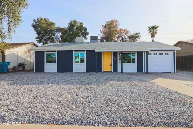 3801 E Captain Dreyfus Avenue, Phoenix, AZ 85032 (MLS #6177788) :: The Daniel Montez Real Estate Group