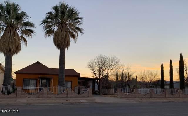 711 E 3RD Street, Douglas, AZ 85607 (MLS #6177817) :: Klaus Team Real Estate Solutions