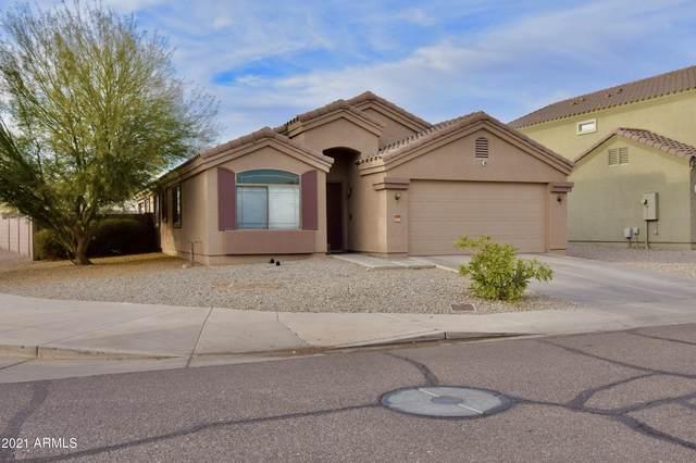 10540 W Pima Street, Tolleson, AZ 85353 (MLS #6177823) :: The Luna Team