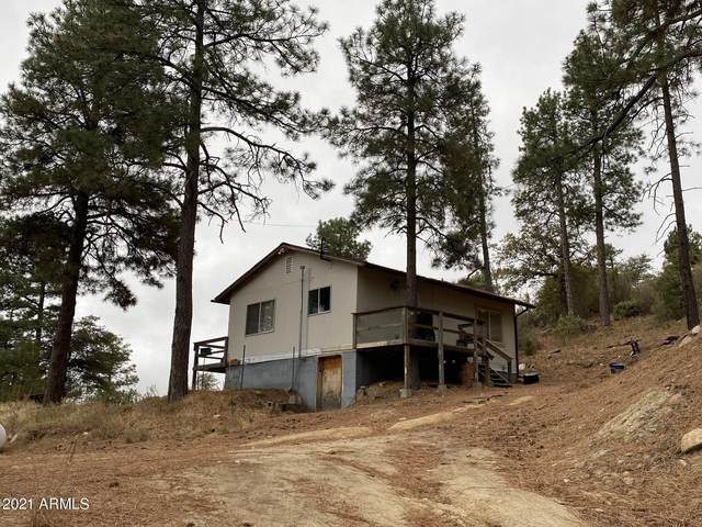 22868 S Towers Mountain Road, Crown King, AZ 86343 (MLS #6177828) :: Service First Realty