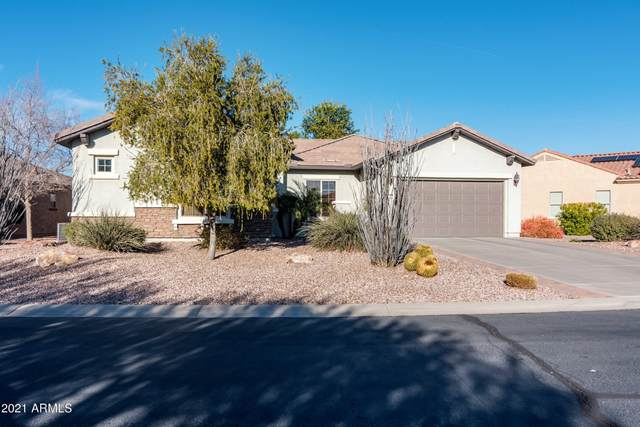 7176 W Heritage Way, Florence, AZ 85132 (MLS #6177834) :: Midland Real Estate Alliance