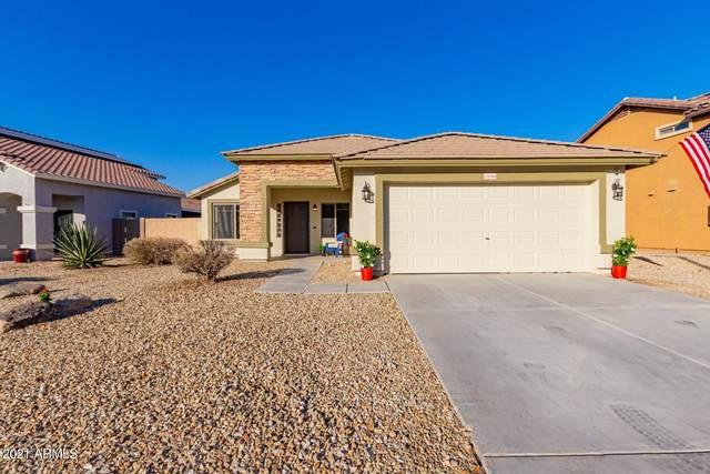 25780 W Gibson Lane, Buckeye, AZ 85326 (MLS #6177847) :: Balboa Realty