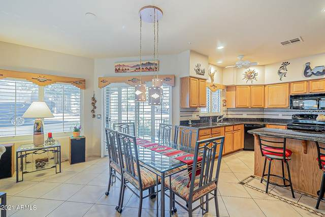 16450 E Ave Of The Fountains #21, Fountain Hills, AZ 85268 (MLS #6177854) :: The Riddle Group