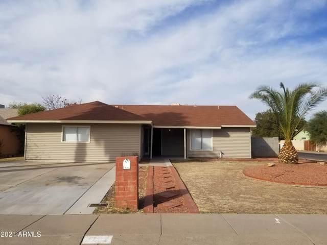 7702 W Elm Street, Phoenix, AZ 85033 (MLS #6177888) :: The Laughton Team