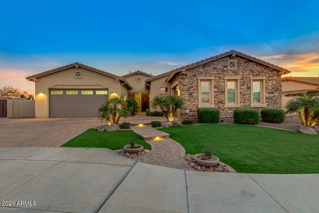 1169 E Reliant Street, Gilbert, AZ 85298 (MLS #6177903) :: Power Realty Group Model Home Center