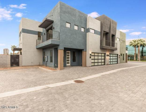 340 E Osborn Road #4, Phoenix, AZ 85012 (MLS #6177943) :: My Home Group