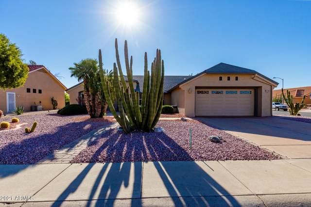 14635 W Sky Hawk Drive, Sun City West, AZ 85375 (MLS #6177962) :: Yost Realty Group at RE/MAX Casa Grande
