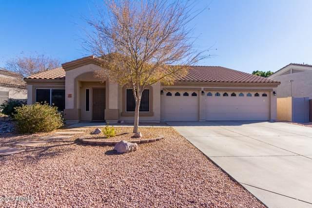 905 S Sabrina, Mesa, AZ 85208 (MLS #6177975) :: Yost Realty Group at RE/MAX Casa Grande
