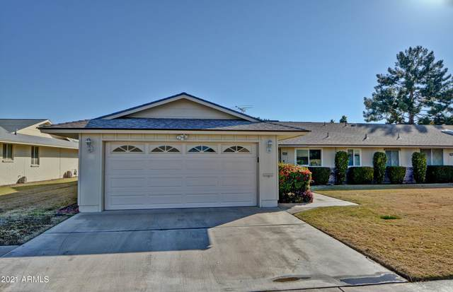 10445 W Prairie Hills Circle, Sun City, AZ 85351 (MLS #6177984) :: The Riddle Group