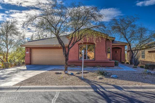 11491 E Pine Valley Road, Scottsdale, AZ 85255 (MLS #6177986) :: The W Group