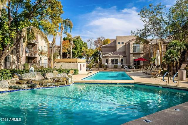 17017 N 12th Street #2096, Phoenix, AZ 85022 (MLS #6177997) :: Maison DeBlanc Real Estate