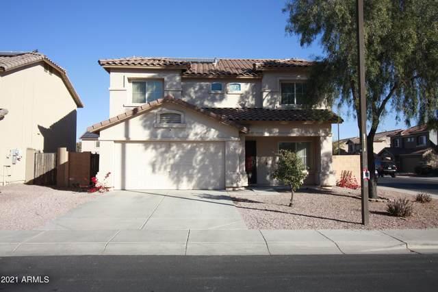1365 S 220TH Drive, Buckeye, AZ 85326 (MLS #6178034) :: Arizona Home Group