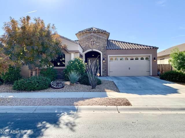 22305 E Camina Plata, Queen Creek, AZ 85142 (MLS #6178099) :: The Property Partners at eXp Realty