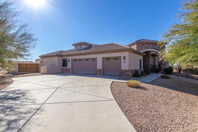 1531 E Chickasaw Drive, Phoenix, AZ 85086 (MLS #6178102) :: Kepple Real Estate Group
