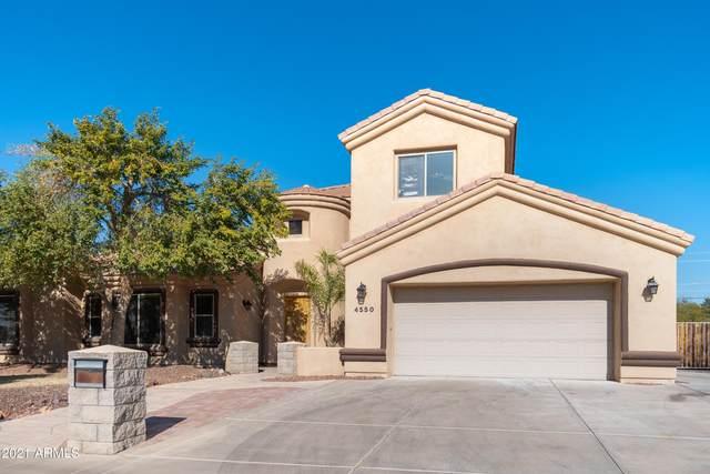 4550 E Princess Drive, Mesa, AZ 85205 (MLS #6178127) :: Howe Realty