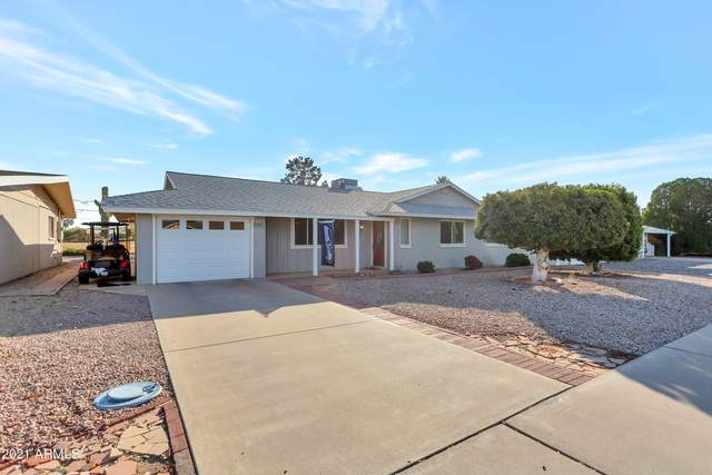 11449 N Coggins Drive, Sun City, AZ 85351 (MLS #6178136) :: Yost Realty Group at RE/MAX Casa Grande