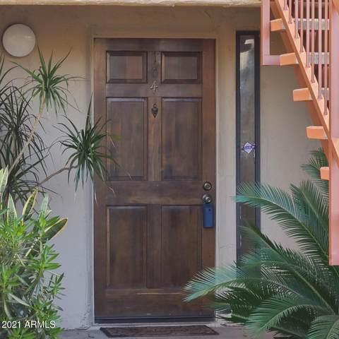 9275 E Mission Lane #104, Scottsdale, AZ 85258 (MLS #6178154) :: Maison DeBlanc Real Estate