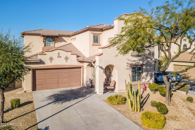 7920 S 54TH Lane, Laveen, AZ 85339 (MLS #6178160) :: CANAM Realty Group