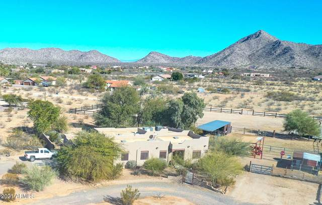 8585 N Wild Thistle Road, Casa Grande, AZ 85194 (MLS #6178225) :: The Daniel Montez Real Estate Group