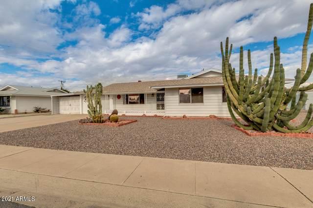 12017 N Pebble Beach Drive, Sun City, AZ 85351 (MLS #6178306) :: Howe Realty