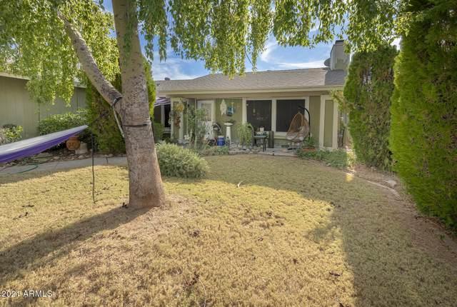 6809 E Beverly Lane, Scottsdale, AZ 85254 (MLS #6178314) :: Conway Real Estate