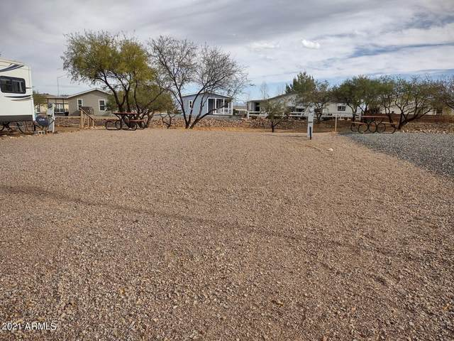 1030 S Barrel Cactus #203 Ridge, Benson, AZ 85602 (MLS #6178358) :: Nate Martinez Team