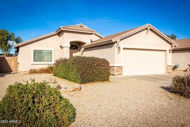 43208 W Anne Lane, Maricopa, AZ 85138 (MLS #6178410) :: The Daniel Montez Real Estate Group